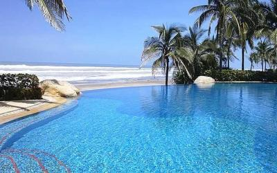 Apartment for sale in Acapulco view to the Pacific ocean